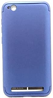 جراب خلفي 360 لجهاز شاومي ريدمي 5a ، ازرق