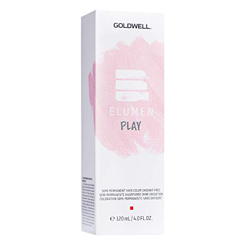 Goldwell Elumen Play Semi-Permanente Haarfarbe Tönung - Pastel Rose 120ml