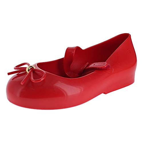 Mini Melissa Sweet Love BB para niña (niño/niño pequeño), Rojo (Rojo), 22.5 EU