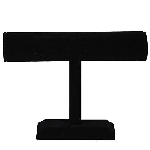 L.BAN Organizador de Almacenamiento de Joyas Collar de Estante Pulsera Soporte de exhibición de joyería Torre para la organización del hogar Estante de Organizador de exhibición de joyería para so