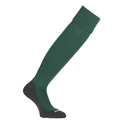 Uhlsport Team Pro Essential Calze a compressione, Verde (Lagoon), 45-47