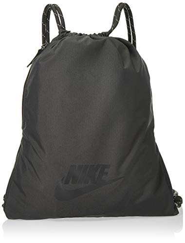 NIKE NK Heritage Gmsk - 2.0 Sports bag, Unisex adulto, Thdrgy/ Thdrgy/ Glossy Sp, MISC