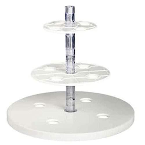 1 kit anti gravedad para tartas, estructura de soporte para decoración de tartas, marco de 3 niveles para hacer tartas y fiestas de boda.