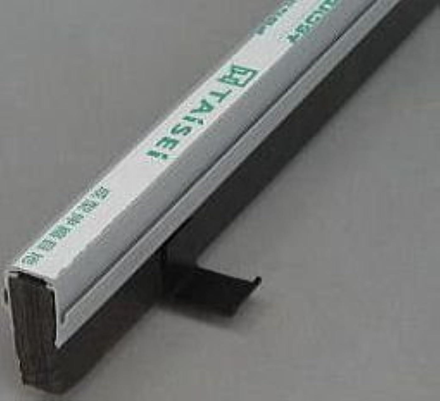 地域倫理的外向きタイセイ エキスパンタイ グレー TJ-20×60(旧TK-20×60) キャップ幅 20mmx高さ60mm 1.5m 34本 51m分1ケース