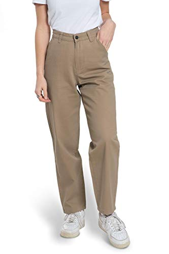 Homeboy X-TRA Swarm Chino - Baggy Pant - Sand - 30 L32