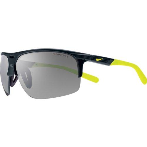Nike Herren Sonnenbrille Vision Run X2 S black/volt