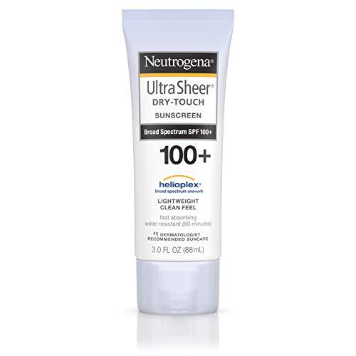 Neutrogena Ultra Sheer Dry-Touch Sunscreen SPF 110 Lotion