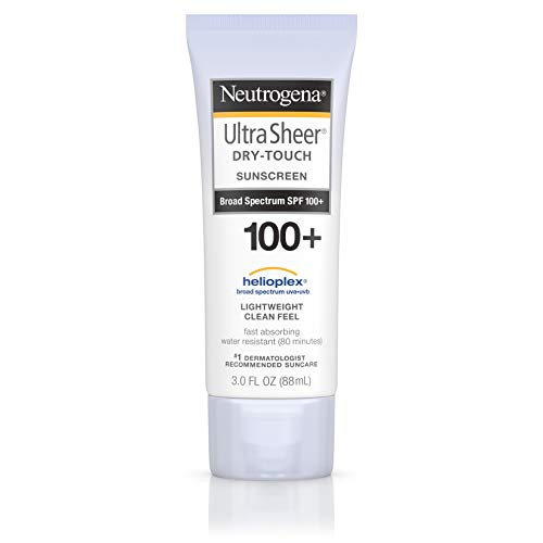 Neutrogena Ultra Sheer Dry-Touch Sunscreen SPF 110 Lotion