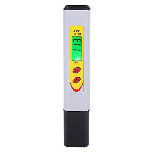 Haofy Wasserprüfgerät ORP Meter, digitaler Wasserqualitätstester für Trinkwasser, Pool, Aquarium, Aquarium, Hydrokultur