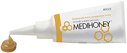 Medihoney Paste Dressing, 1.5 oz Tube with Applicator