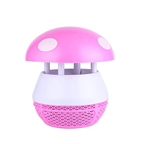 Mosquito Lamp Mushroom Muggen Killer Lamp Geen Straling Fotokatalysator Zwangere Vrouw Baby Muggenwerende Lamp Thuis USB Fysieke Niet-giftige UV Muggendoder Lamp