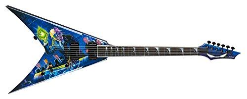 Dean Guitars VMNT RIP V Dave Mustaine Rust In Peace E-Gitarre mit Etui