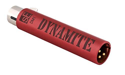 sE Electronics DM1 DYNAMITE アクティブインラインマイクプリアンプ【国内正規品】