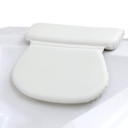 Maison & White Oreillers de luxe | Coussin anti-dérapant | Soutien du dos et du cou | Appui-tête facile et propre