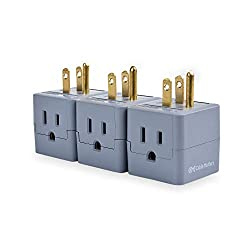 Best horizontal to vertical outlet adapter