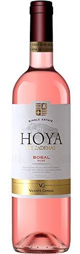 Hoya de Cadenas Bobal Rose Vino Rosado D.O. Utiel Requena - 750 ml