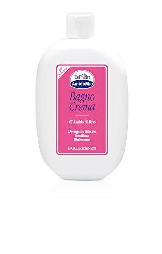 Amidomio Euphidra Bagno Crema Detergente Delicato - 400 ml