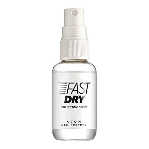 Avon Nail Experts Liquid Freeze Quick Dry Spray, 50 ml