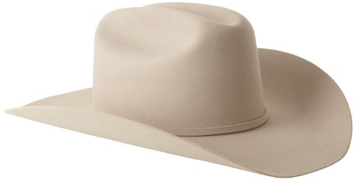Stetson Men's Skyline Hat, Silver Belly, 7