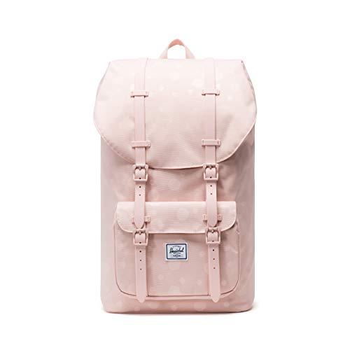 Herschel Supply Company Little America Casual Daypack, Little America, 10014-02733-OS, Pink, 10014-02733-OS