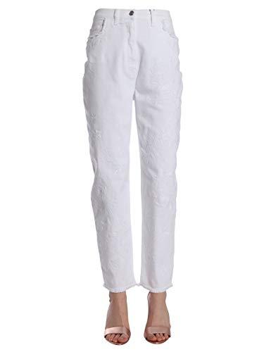 Etro Luxury Fashion Damen 179837235990 Weiss Elastan Jeans   Jahreszeit Outlet
