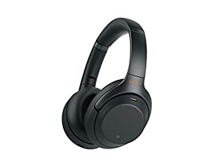 Sony Noise Cancelling Headphones WH1000XM3: Wireless Bluetooth Over The Ear Headphones With Mic And Alexa voice control - Black (B07G4MNFS1) | Amazon price tracker / tracking, Amazon price history charts, Amazon price watches, Amazon price drop alerts