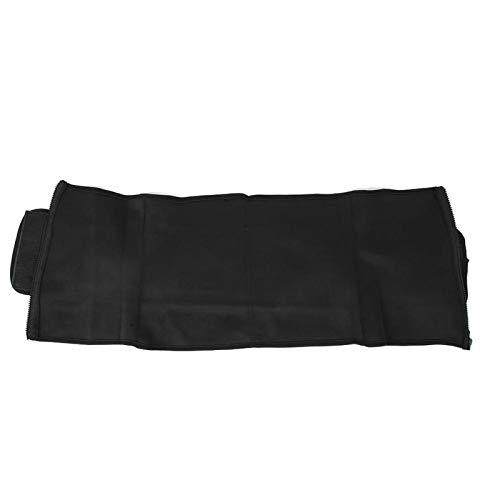 Cinturón ajustable para sauna, cinturón de entrenamiento, cinturón para quemar grasa y estabilizar la espalda [M.], cinturón de fitness para el abdomen, cinturón para el vientre, aparato pequeño