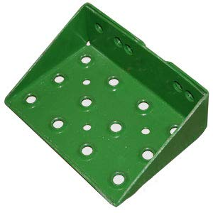 One New Tractor Step Fits John Deere, Universal 2510, 2520, 3010, 3020, 4000, 4010, 4020, 4320, 500A, 600, JD500A, JD600 Models Interchangeable with 1411-5400, 1411-5400-A, R27883, R27883-A