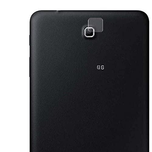 Vaxson 2 Unidades Protector de Lente de Cámara, compatible con Samsung Galaxy Tab 4 8.0 3G SM-T331 T330 T335 [No Vidrio Templado/Funda Case ] TPU Película Protectora