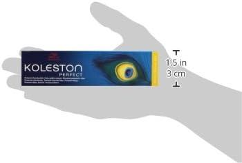 Wella Professionals Koleston 7/71 - Tinte de coloración, 60 ml, 1 unidad, color rubio medio marrón ceniza