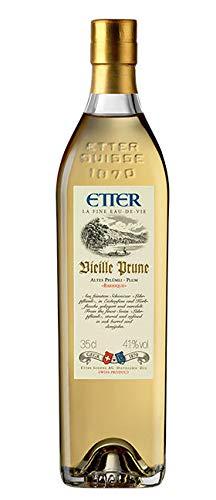 Etter Vieille Prune Altes Pflümli Barrique Edel-Fruchtbrand Schweiz (1 x 0.35 l)