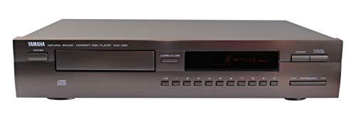 Yamaha CDX-390 CD Spieler in Silber
