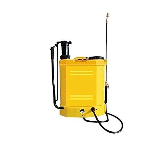 Irroratore/Spruzzatore/Spruzzino/Nebulizzatore/Pompa irroratrice manuale e a batteria ricaricabile 12V 18lt. a spalla/zaino (Cod.:4474)