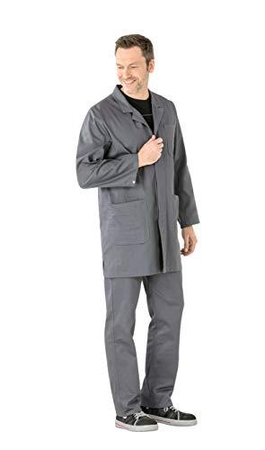0132 Planam Berufsmantel BW 290 grau 106,Grau
