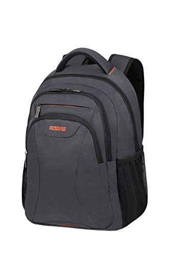 American Tourister At Work Mochila tipo casual 50 centimeters 25 Gris (Grey/Orange)