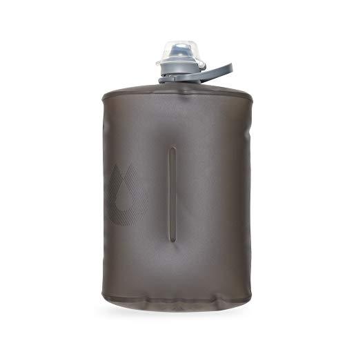 Hydrapak Bouteille Stow 500ml HYD2STO1V2, Unisex Adulto, Mammoth Grey, 1 litro