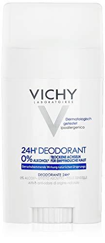Vichy Deo 24 h Ohne Aluminium-Salze Stick, 40 ml