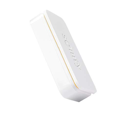 Somfy 2401487, Intellitag, Sensor de puerta, Detector anti intrusiones, Compatible con sistemas de alarma Somfy protect