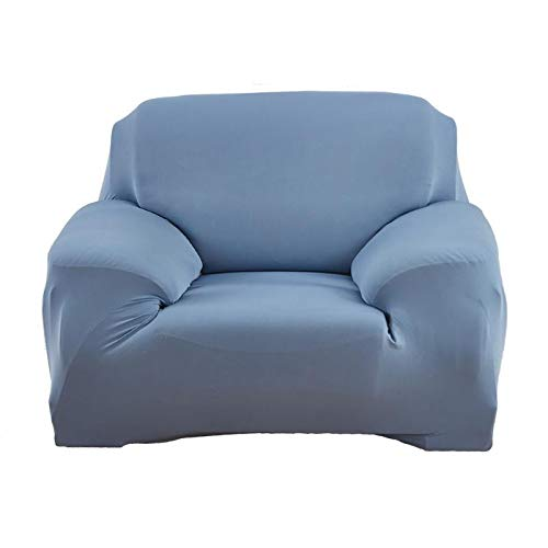 Allegro Huyer Dog Furniture Cover Thin Solid Knitted Stretch Slipcover Sofa Recliner Fabric Couch Cover Stretch Furniture Slipcovers Single Chair Cover