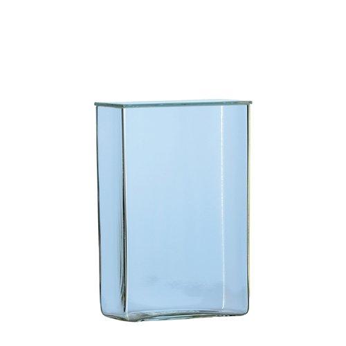 Duran 21 363 28 pojemnik na preparaty ze szlifowanym szklanym blatem, 120 x 60 x 180 mm rozmiar