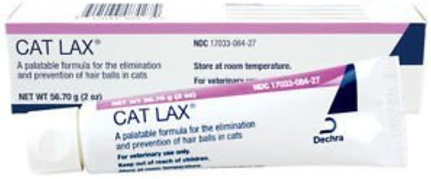 Cat Lax Cat Lax Elimination And Prevention Hairballs For Cats 2 oz. by CatLax