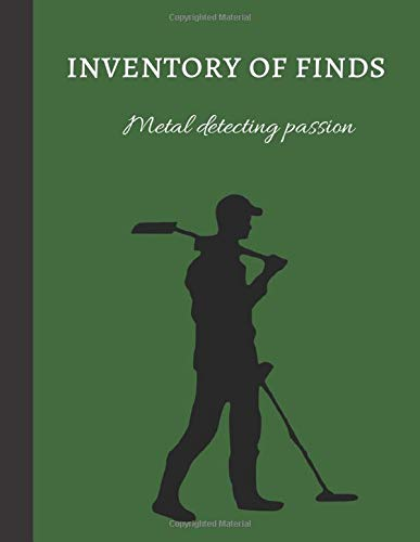 Inventary of finds: Metal detecting passion