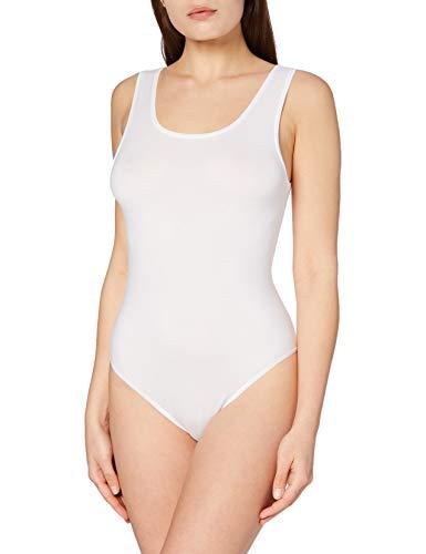 CALIDA Damen Arm Comfort Body, Weiß (Weiss 001), 50 (Herstellergröße: L = 48/50)
