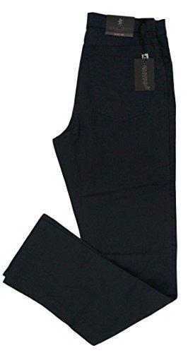 SEA BARRIER Jeans Cotone Leggero Elasticizzato Uomo Extra Art Gilbert CONF Taglie Forti