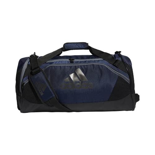 adidas Team Issue II - Bolsa de Viaje (tamaño Mediano), Color Azul Marino