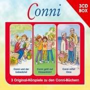 Conni 3-CD Hörspielbox Vol.2: Enthält: Conni und der Liebesbrief, Conni geht auf Klassenfahrt, Conni rettet Oma (Hörspielboxen)
