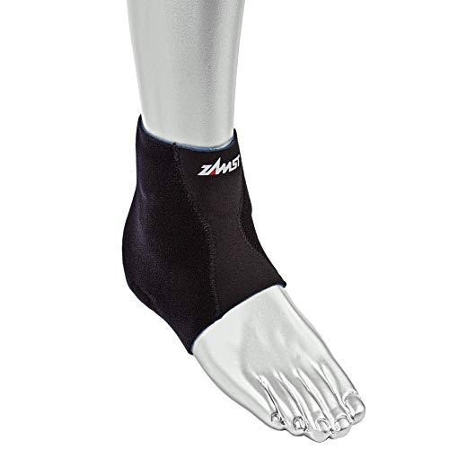 Zamst FA-1 Ankle Brace, Black, Medium