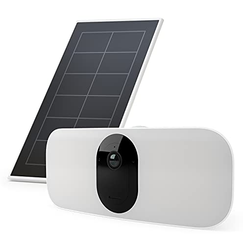 Arlo Pro3 Smart Home Security Camera CCTV Outdoor Floodlight Camera and...