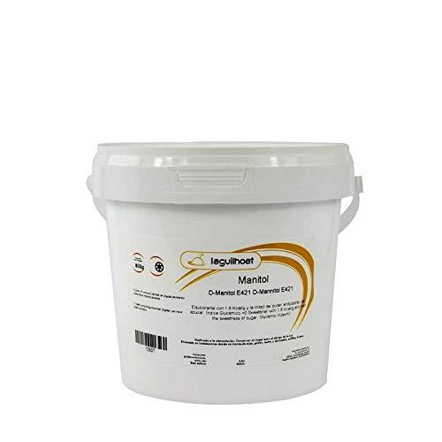 Cocinista Mannitol – 800 g – Süßstoff mit niedrigem Kaloriengehalt
