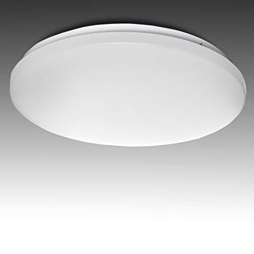 Greenice | Plafón LED Circular Ø390Mm 36W 3000Lm 30.000H | Blanco Natural